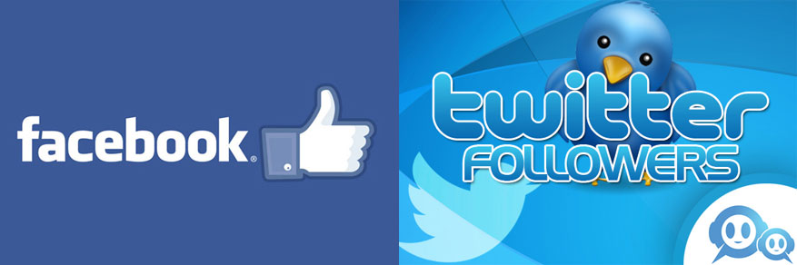 Öka dina sales med Facebook och Twitter