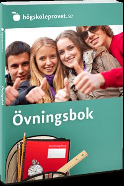 Högskoleprovets övningbok